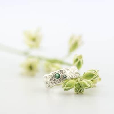 zilveren-organische-ring-met-steen-4